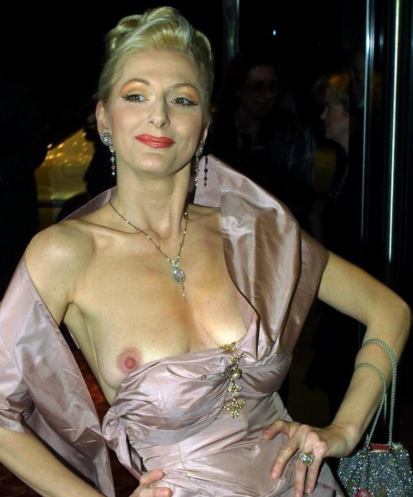 Blonde porn star