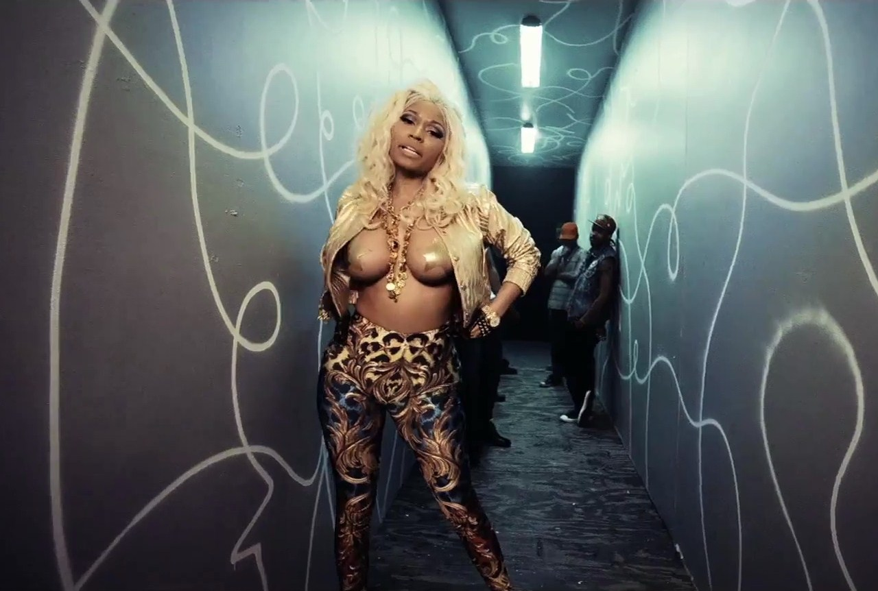 Pictures nicki minaj uncensored