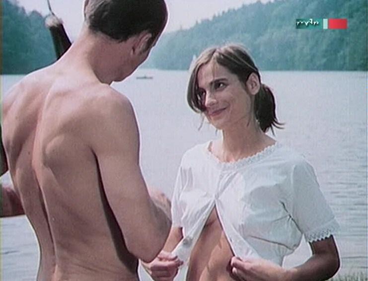 nackt Barthel Michelle German cinema