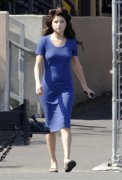 Exclusive... Selena Gomez On The Set Of 'While I'm Dead...Feed The Dog'