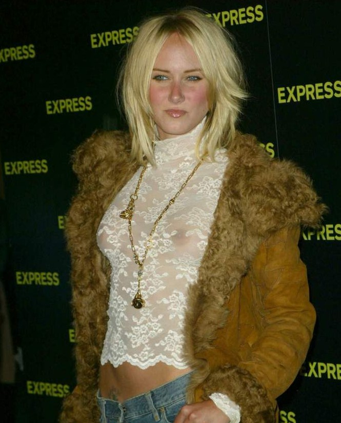 Nackt Kimberly Stewart  40 hot