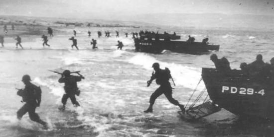 Utah Beach - D-Day