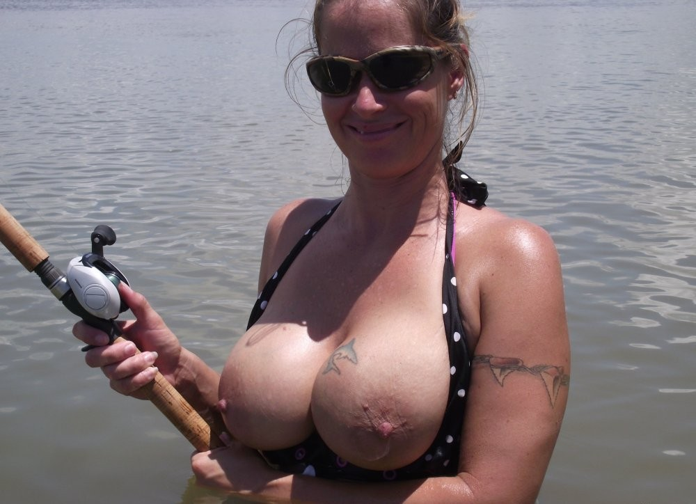 Pity, Nude women bass fishing remarkable