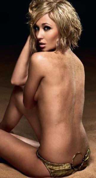 Frost  nackt Brooke Brooke Shields,
