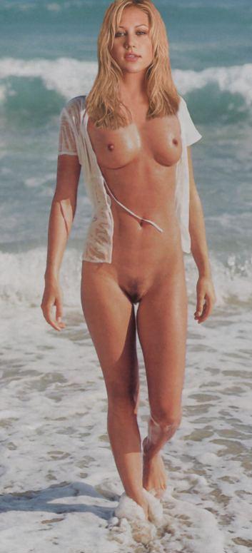 Анна Курникова Голая На Пляже