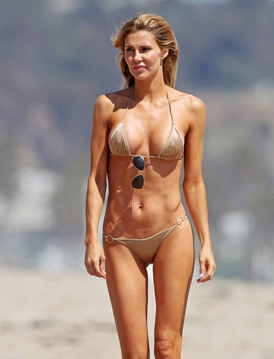 Exclusive A Stunning Brandi Glanville Ex Wife Of
