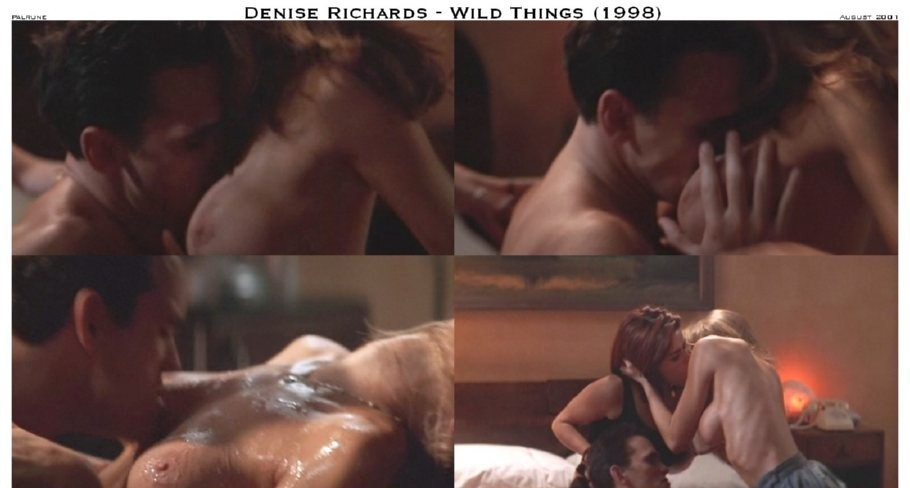 How that wild things scene affected the careers of denise richards and neve campbell