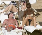 Denise Richards and Richie Sambora In Hawaii