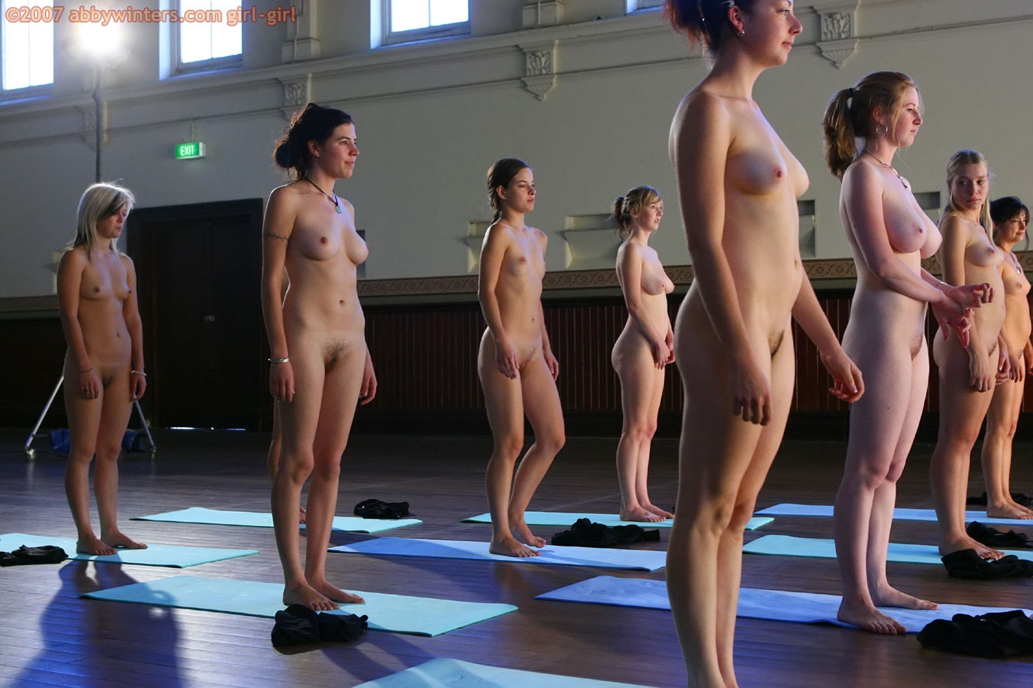 Juan Jordi nudist yoga girls naked pussy horny idea!!!:)