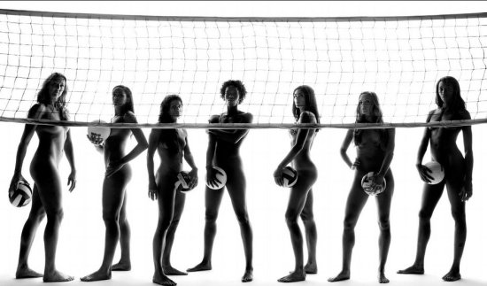 USA Women's Volleyball Players
