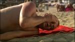 Mors Elling's topless beach girls
