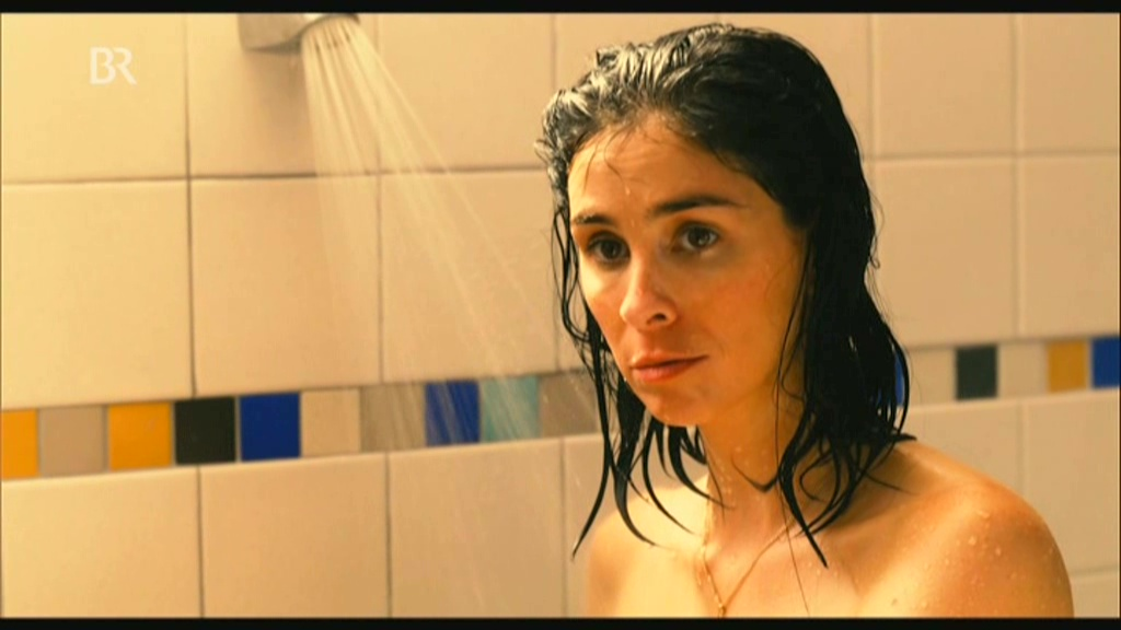 Sarah silverman hot tub flash — pic 3