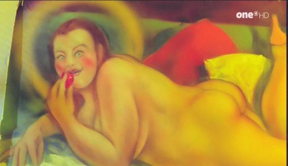 Nackt marianne sägebrecht Marisa Burger