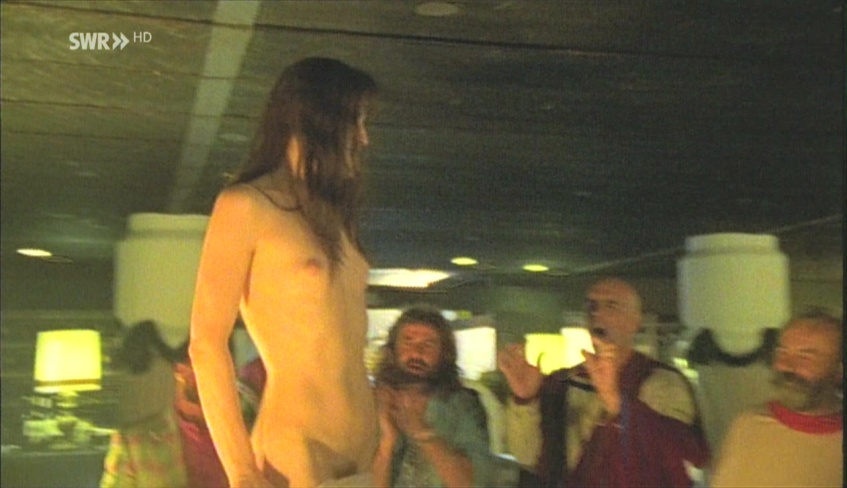 Nackt Sophie Rois  Sophie Rois