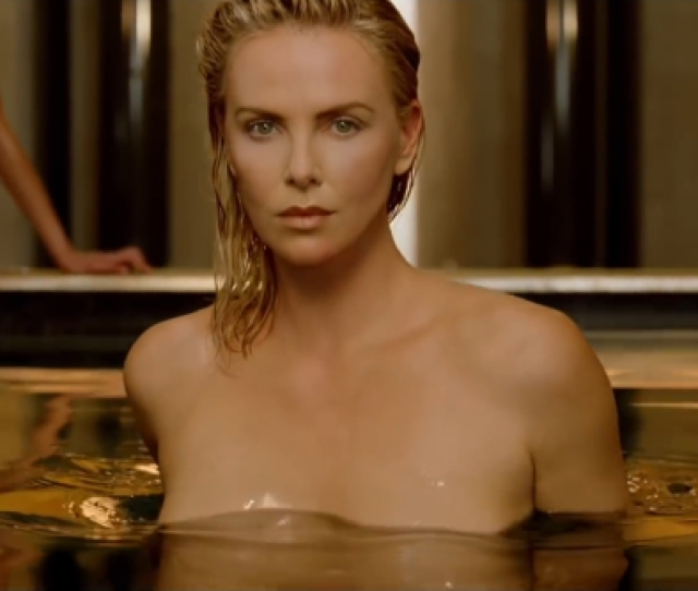 Charlize Theron Naked Oops