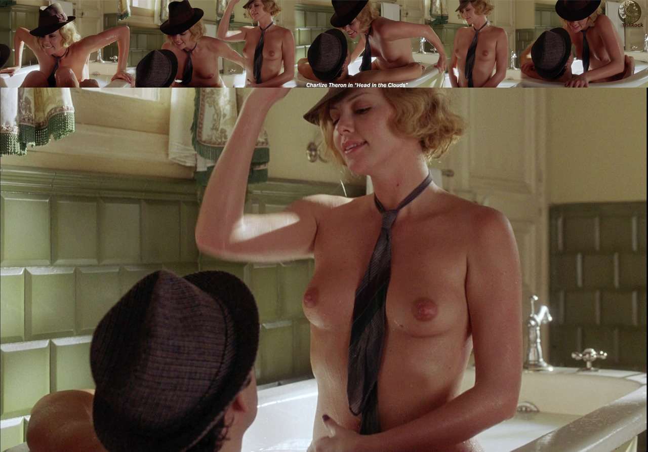 Charlize Theron Nude Scene In The Burning Plain Picture