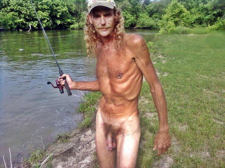Old Redneck Men Nude