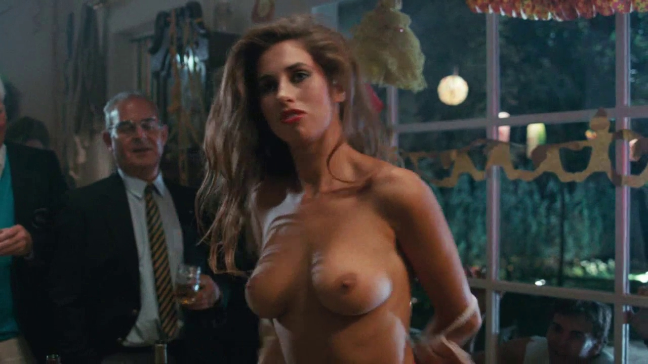 Alonna Shaw In Double Impact