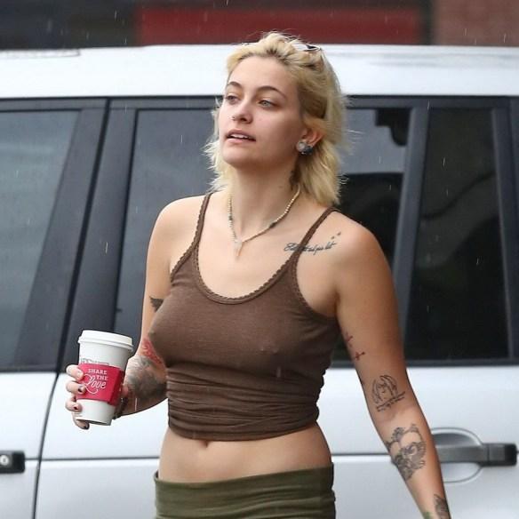 Christina Jackson  nackt