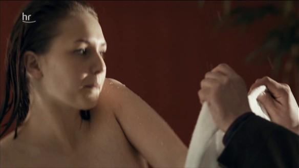 Marie Bendig  nackt