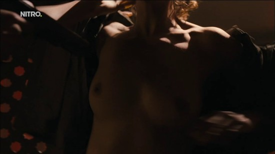 Katie Jones  nackt